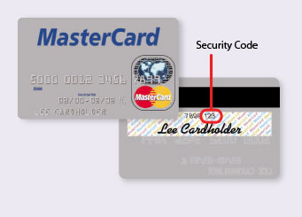 Numbers credit card american express